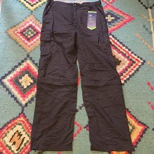 Boys' Convertible Hiking Pants/Shorts